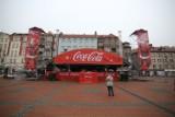Coca-Cola w Bytomiu: trwają przygotowania do wielkiej imprezy