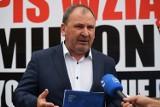Stanisław Żmijan w Chełmie: To nieprawda, że PO nie zrobiło nic w sprawie obwodnicy miasta (ZDJĘCIA,WIDEO)