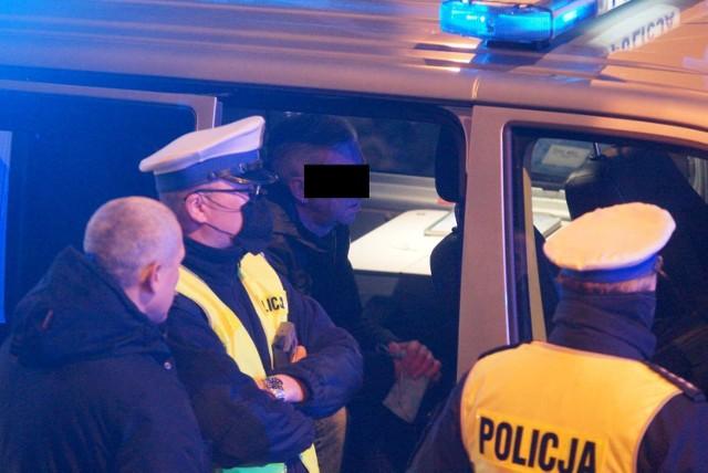 podejrzany o spowodowanie wypadku na ulicy Piłsudskiego w Kaliszu trafił do aresztu