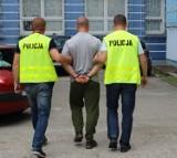 26-latek z Chełmży trzymał w piwnicy pół kilograma narkotyków [WIDEO]