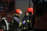 Nowy Rok w woj. śląskim: Ponad 100 interwencji strażaków