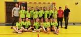Dziewczyny z meczu na mecz grały lepiej! Juniorki młodsze Lidera Świebodzin zajęły trzecie miejsce w 1/16 mistrzostw Polski