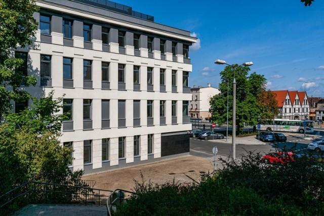 Nowy budynek Sądu Okręgowego w Bydgoszczy jest już gotowy. Inwestycja kosztowała 17 mln złotych. Zobaczcie, jak wygląda nowa siedziba Sądu Okręgowego w Bydgoszczy.