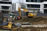Kraków. Rozpoczęła się rozbudowa centrum handlowego Atut na Ruczaju [ZDJĘCIA]