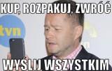 Polacy masowo zwracają towary do Lidla. Kuźniar bohaterem memów! [GALERIA]