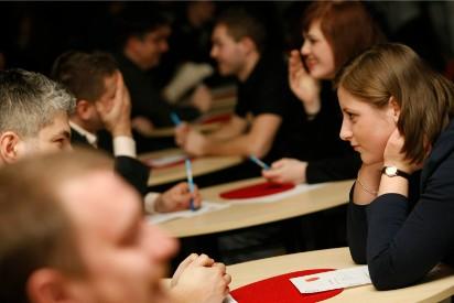 jakie pytania zada na speed dating