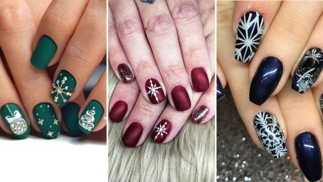 Paznokcie świąteczne 2019 - to już czas, by o nich myśleć! Jakie wzorki na paznokcie w te święta będą najlepsze? Zobacz w galerii najlepsze paznokcie świąteczne 2019. Które wybierasz?