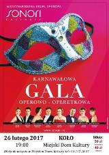 Karnawałowa Gala Operowo-Operetkowa w MDK
