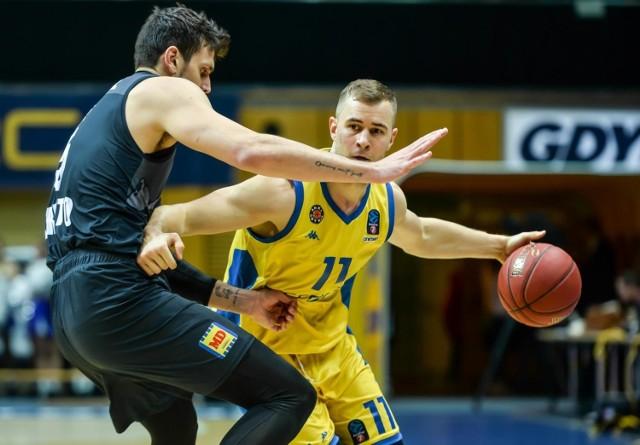 Koszykarze Asseco Arki mają matematyczne szanse na awans do następnej fazy EuroCupu