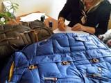 Dorohusk: Podróbki firmowych ubrań i butów trafiły do potrzebujących