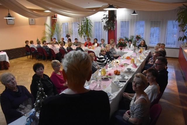 W restauracji Relax odbyło się spotkanie noworoczne śremskich Amazonek