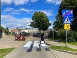 Przejścia dla pieszych 3D w Śląskiem? Zainteresowanie jest spore. Popieracie?