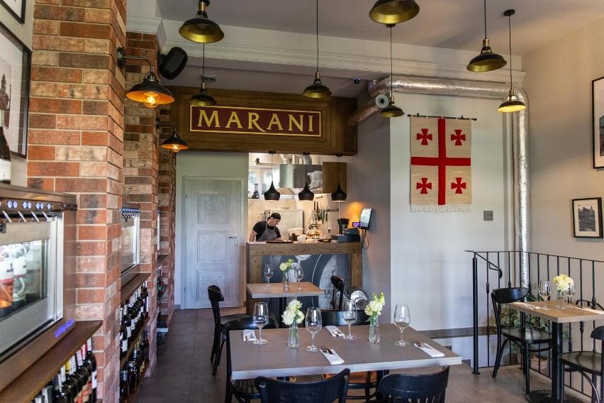 Restauracja Marani Kraina Wina I Kuchni Na Kabatach