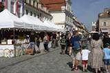 Najazd turystów na Sandomierz. Ciepła sobota i festiwal przyciągnęły tłumy! [ZDJĘCIA]