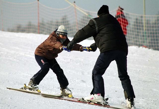MOSiR proponuje m.in. wyjazd na narty w Ustroniu
