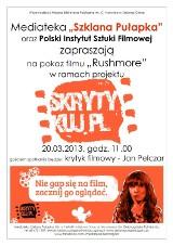 """Projekt """"Skrytykuj.pl"""" w """"Szklanej Pułapce"""""""