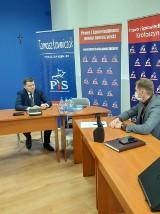 Przedstawiciele AgroIntegracji spotkali się z posłem Tomaszem Ławniczakiem [ZDJĘCIA]