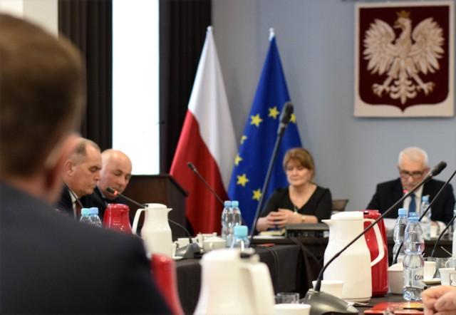 Sesja Rady Powiatu Jarosławskiego 27 lutego 2020 roku.