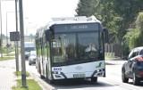 Malbork. Autobusy elektryczne już wyjechały na ulice miasta, ale najpierw zostały uroczyście przywitane