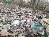 Osiedle Rokosowo w Koszalinie w śmieciach. Internauta uważa, że tak źle jeszcze nie było[ZDJĘCIA]