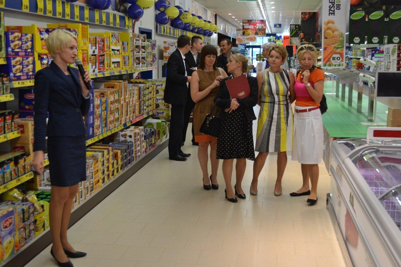 0a68c72aefc88f Lidl w Gliwicach: Od rana sklep w Gliwicach odwiedzają tłumy. Zobacz  zdjęcia nowego sklepu
