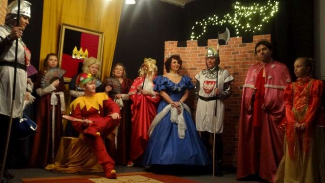 Teatr Prawie Wielki - Król Bul w Kowalewie