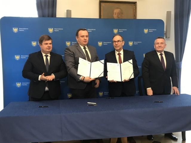 Centrum przesiadkowe w Gliwicach z dofinansowaniem. Umowa została podpisana