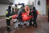 Kwileccy strażacy z nowoczesną łodzią i osprzętem do prowadzenia akcji ratowniczych