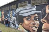Michael Jackson bohaterem murala w Lęborku! To największy taki w Polsce