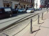 Kraków. Uruchomili licznik wybrzuszeń szyn tramwajowych w mieście