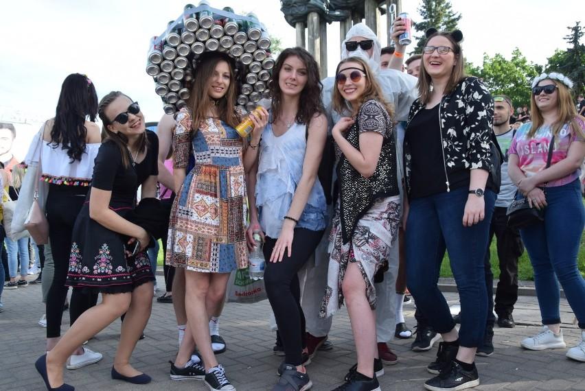 Parada studencka Juwenalia 2019 Białystok  [zdjecia]