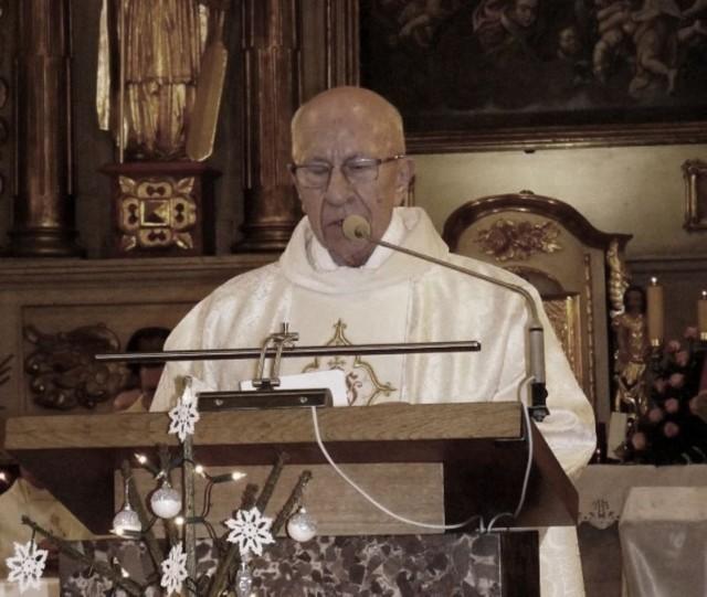 Ks. prał. płk. Bolesław Lichnerowicz zmarł 1 stycznia 2021 r. w wieku 87 lat i w 62. roku kapłaństwa