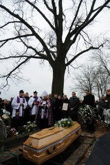 Pogrzeb Eweliny Skwary
