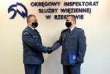 Ppłk Norbert Gaweł nowym dyrektorem Zakładu Karnego w Dębicy