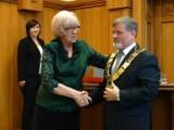 Ruda Śląska: Kazimierz Myszur został przewodniczącym rady miasta [ZDJĘCIA]