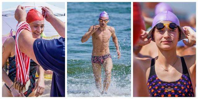 Wyścig pływacki w Sopocie im. Jacka Starościaka