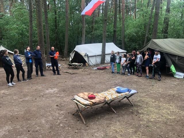Wizytują obóz harcerski, żeby nie powtórzyła się tragedia z 2017 roku