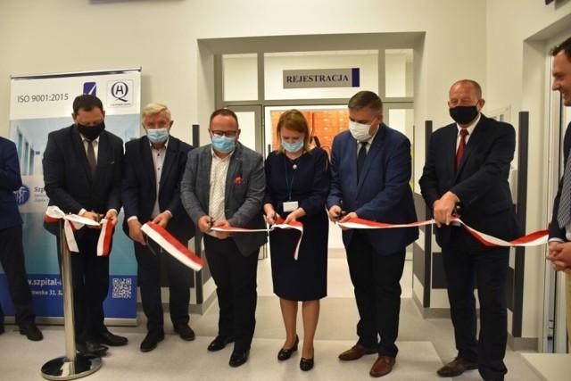 Zakończyła się długo oczekiwana inwestycja w szpitalu powiatowym w Bochni. W północno-zachodnim skrzydle uruchomiono centrum poradni specjalistycznych