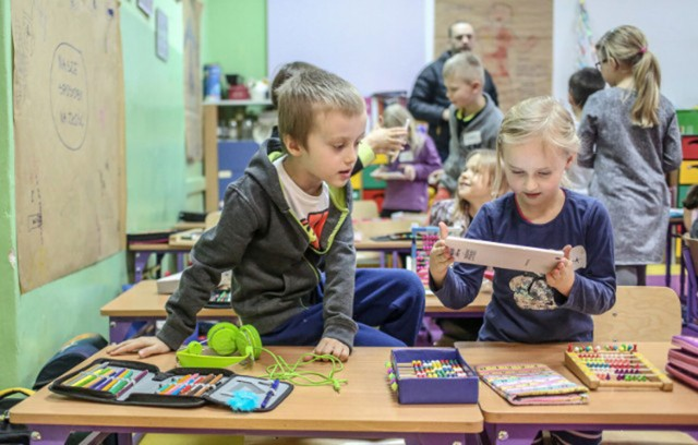 Która szkoła podstawowa w Bielsku-Białej mogłaby się poszczycić mianem tej najlepszej? Sprawdź galerię >>>