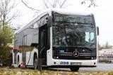 Nowoczesny elektrobus na warszawskich ulicach. Mercedes eCitaro będzie wozić pasażerów do stycznia. Znamy numer linii