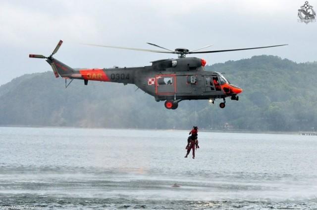 Akcja ratunkowa na Bałtyku 18.01.2020