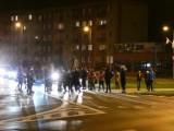 """Wieczorny """"Strajk Kobiet"""" w centrum Piły [ZDJĘCIA]"""