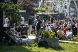 Forum Przestrzenie - czyli wielkie leżakowanie nad Wisłą