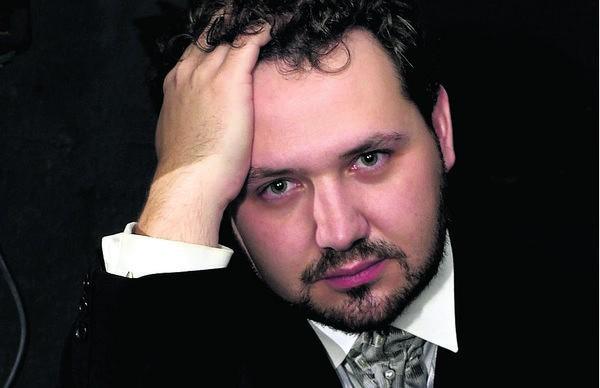 tenor z Gliwickiego Teatru Muzycznego