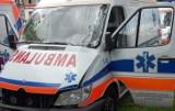 Niebezpieczne zdarzenie w Lubczynie. Maszyna rolnicza wciągnęła rękę mężczyzny
