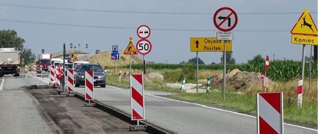 """Roboty obejmują rozbudowę drogi krajowej nr 45 na odcinku Rogów Opolski – węzeł """"Opole Południe"""" na długości około 2 km."""