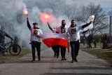 Bieg Tropem Wilczym w Ostrowie Wielkopolskim. Ponad 250 zawodników w biegu na 1963 metry [ZDJĘCIA + WIDEO]