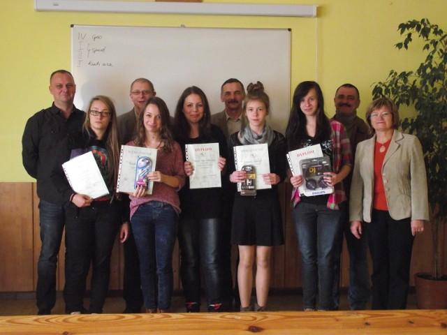 Rozstrzygnięcie konkursu w ZSP w Łodzierzy