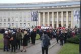 Ewakuacja w Urzędzie Wojewódzkim. Budynek musiało opuścić kilkaset osób [ZDJĘCIA]