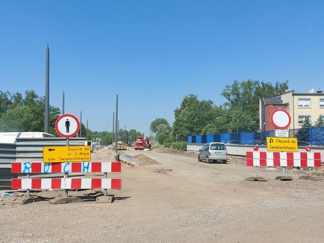 17 czerwca ruszył kolejny etap prac na ulicy 3 Maja. Które ulice zostały zamknięte?